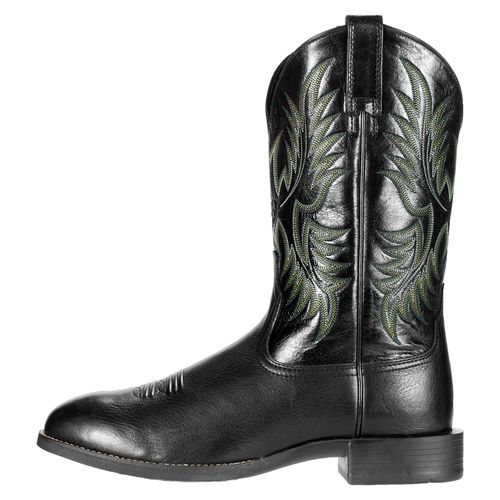 Display product reviews for Ariat Men's Heritage Stockman Western Boots