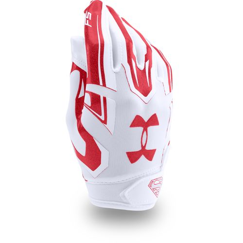 Under Armour® Kids' Alter Ego Superman Football Gloves