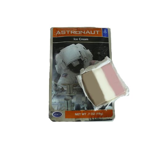 Display product reviews for Backpacker's Pantry Freeze-Dried Neapolitan Ice Cream
