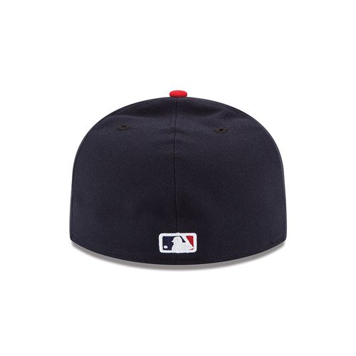 New Era Men's Cleveland Indians AC Perf 59FIFTY Cap - view number 2