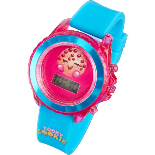 Shopkins Kids' Kooky Cookie Flashing Watch