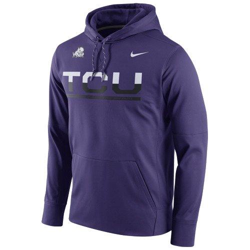 Nike Men's Texas Christian University Circuit Pullover Hoodie