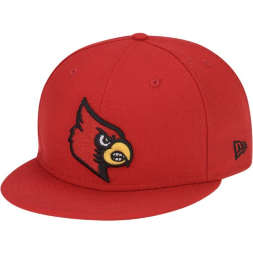 New Era Men's University of Louisville 59FIFTY Cap