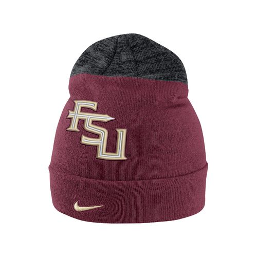 Nike™ Men's Florida State University Sideline Knit Cap
