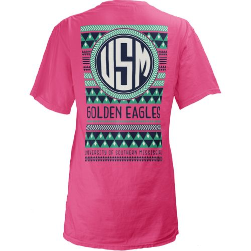 Three Squared Juniors' University of Southern Mississippi Cheyenne T-shirt