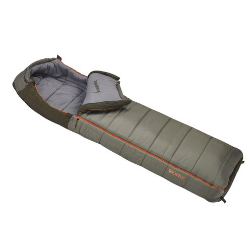 Slumberjack Borderland 0°F Long Dual-Zipper Sleeping Bag - view number 2