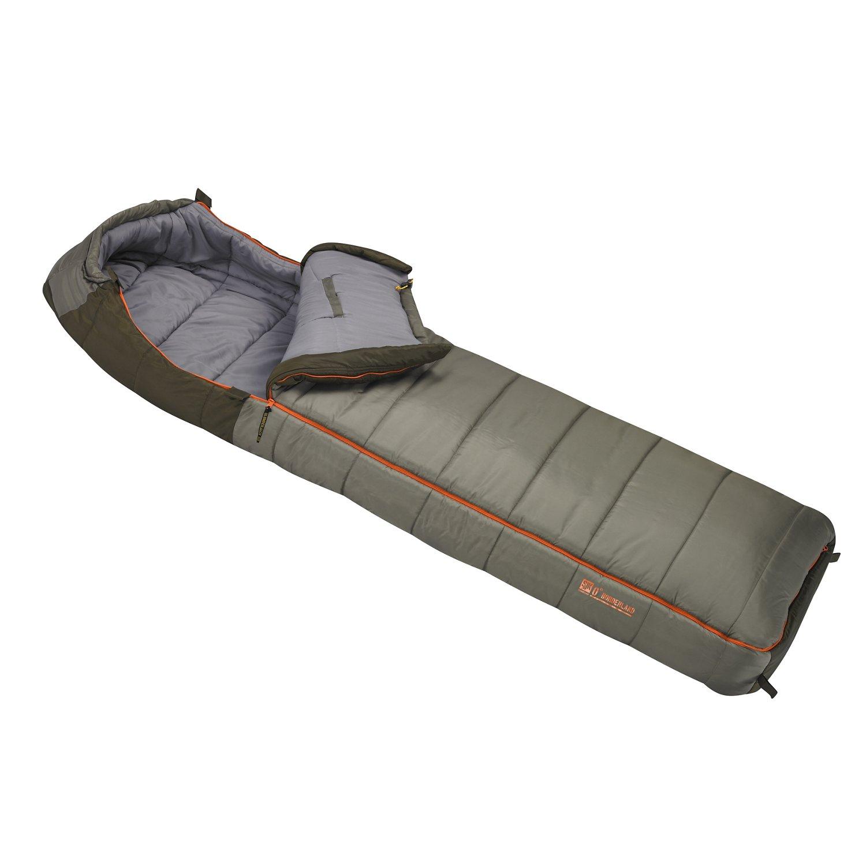 Slumberjack Borderland 0°F Long Dual-Zipper Sleeping Bag - view number 2