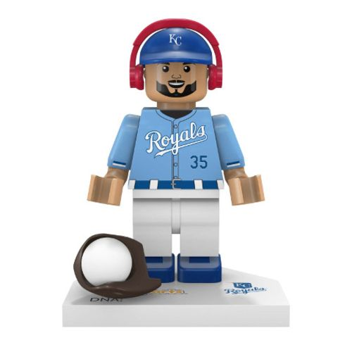 OYO Sports Kansas City Royals Eric Hosmer #35 Minifigure