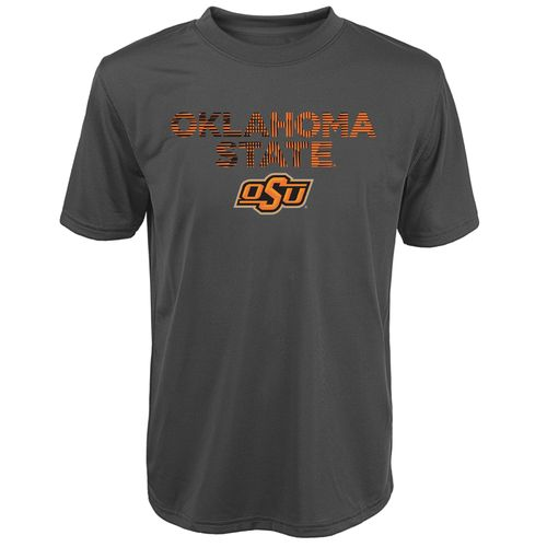 Gen2 Kids' Oklahoma State University In Motion Clima Triblend T-shirt