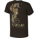 Buck Wear Men's Camo Lab Long Sleeve T-shirt