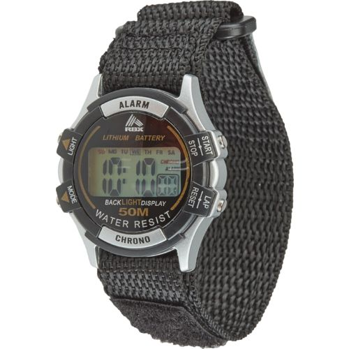 Private Label Men's Midsize Fast-Wrap Digital Watch
