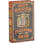 Ass Kickin' Hot Sauce Challenge Book of Pleasure & Pain - view number 1