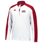 adidas™ Men's University of Louisiana at Lafayette Sideline 1/4 Zip Pullover