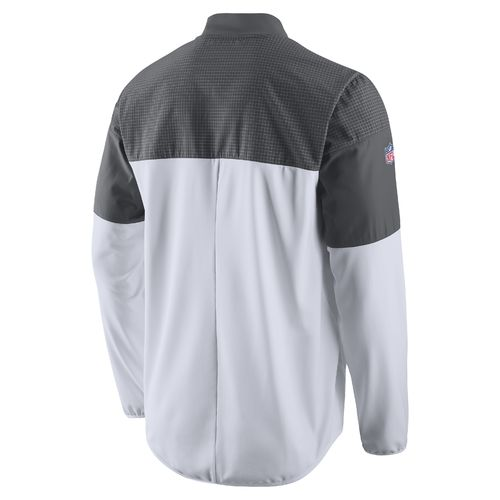 Nike Men's Carolina Panthers Player Hybrid Jacket - view number 2