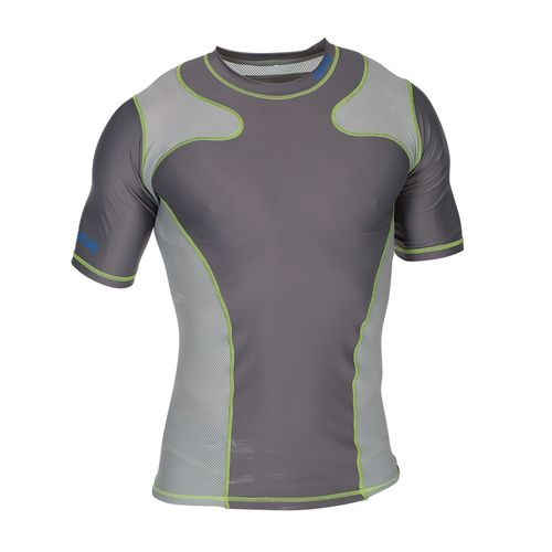 Century Men's Short Sleeve Rash Guard