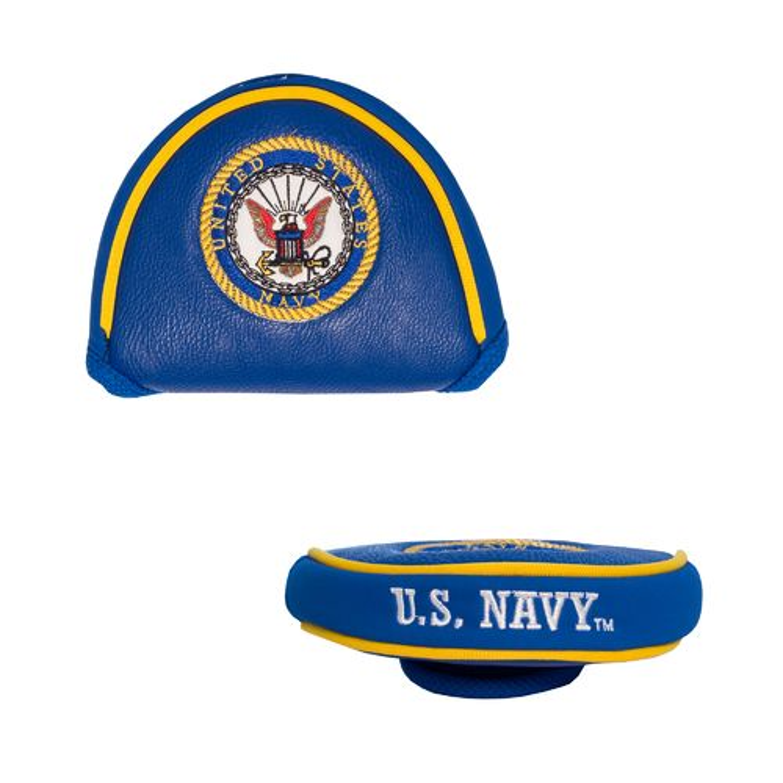 Team Golf U.S. Naval Academy Mallet Putter Cover