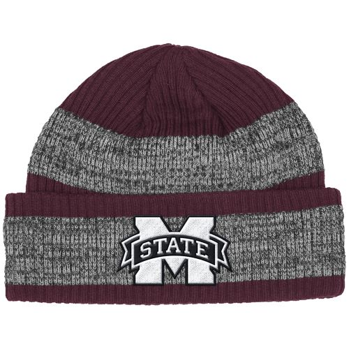 adidas™ Men's Mississippi State University Player Watch Knit Cap