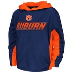Colosseum Athletics™ Juniors' Auburn University Sleet Pullover Hoodie