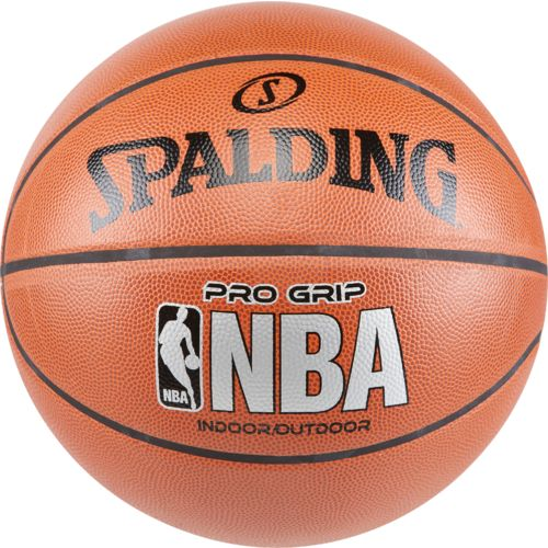 Display product reviews for Spalding NBA Pro Grip Indoor/Outdoor Composite Basketball