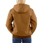 Carhartt Women's Flame Resistant Midweight Canvas Active Jacket - view number 4
