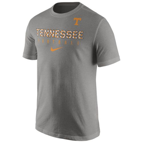 Nike™ Men's University of Tennessee Practice Short Sleeve T-shirt