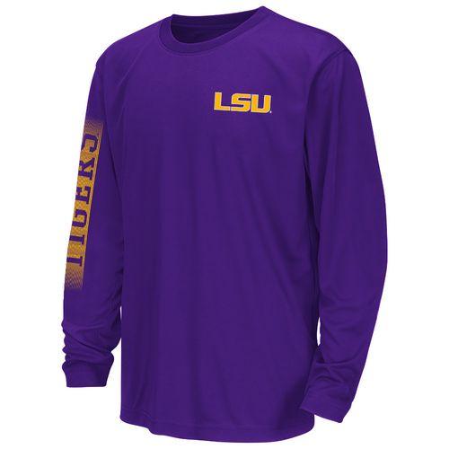 Colosseum Athletics™ Juniors' Louisiana State University Long Sleeve T-shirt