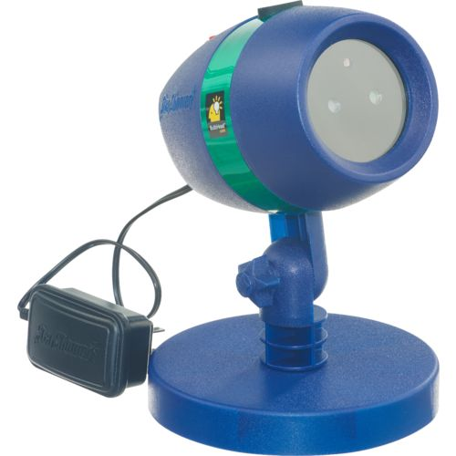 TeleBrands Star Shower Laser Light