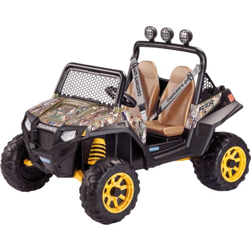 Peg Perego Polaris RZR 900 Ride-On Vehicle