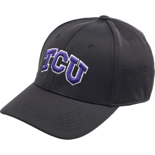 Top of the World Men's Texas Christian University Rails Cap