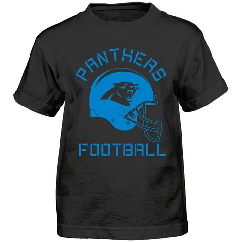 NFL Boys' Carolina Panthers Downhill Rusher T-shirt
