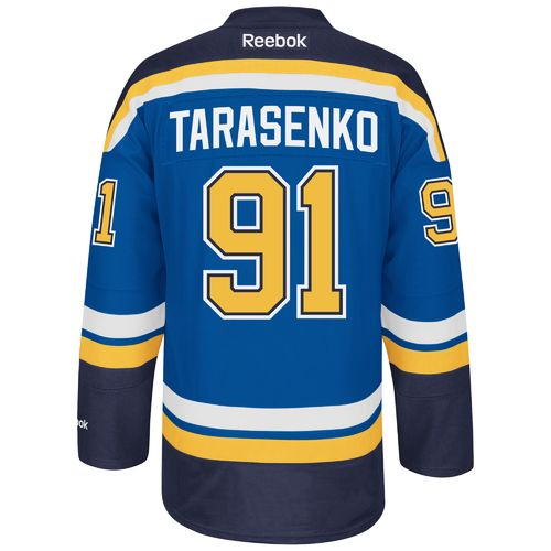 Reebok Men's St. Louis Blues Vladimir Tarasenko #91