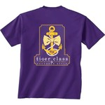 New World Graphics Boys' Louisiana State University Southern Anchor T-shirt