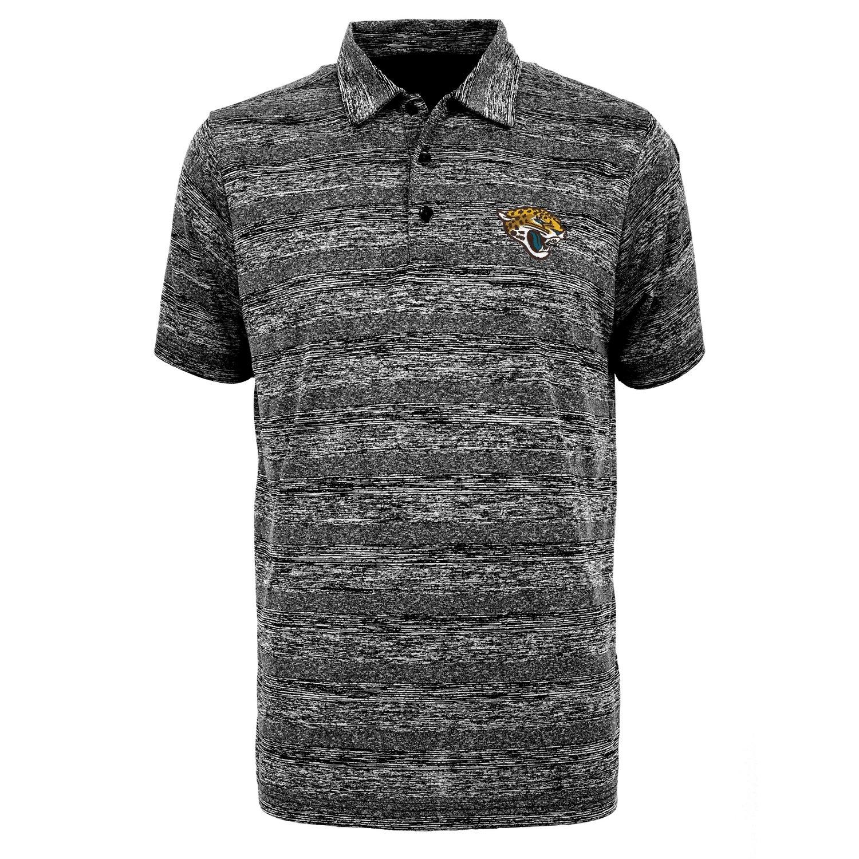 Antigua Men's Jacksonville Jaguars Formation Polo Shirt