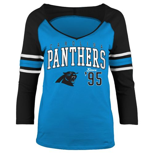 5th & Ocean Clothing Juniors' Carolina Panthers Established