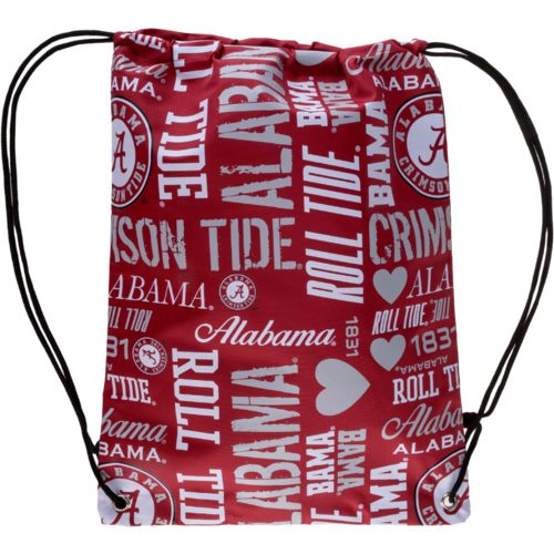 Forever Collectibles™ Women's University of Alabama Drawstring Backpack