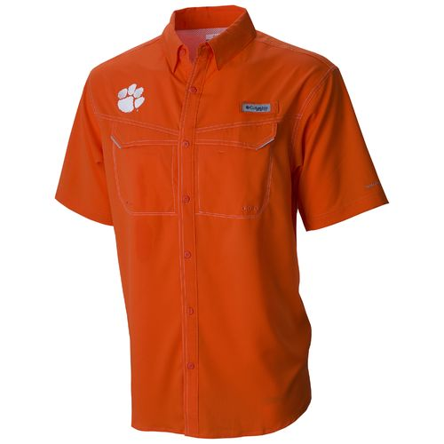Columbia Sportswear Men's Clemson University Low Drag Offshore Shirt
