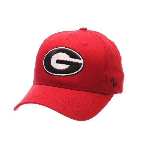 Zephyr Men's University of Georgia Staple Cap - view number 1