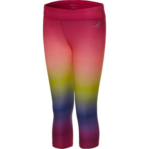 BCG™ Girls' Sunrise Ombré Printed Capri Pant