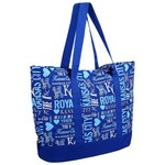 Forever Collectibles™ Women's Kansas City Royals Collage Tote Bag