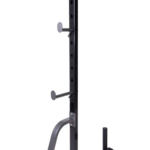 Body Champ Power Rack System with Olympic Weight Plate Storage - view number 5
