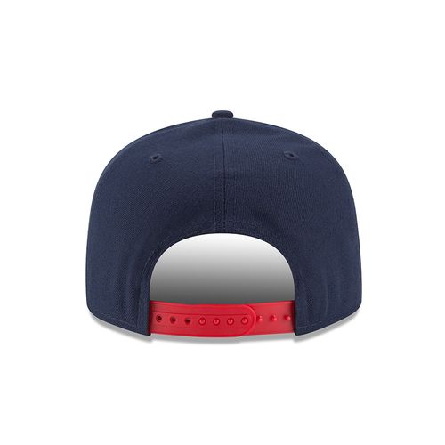 New Era Men's Houston Texans 9FIFTY® State Clip Snap Cap - view number 2