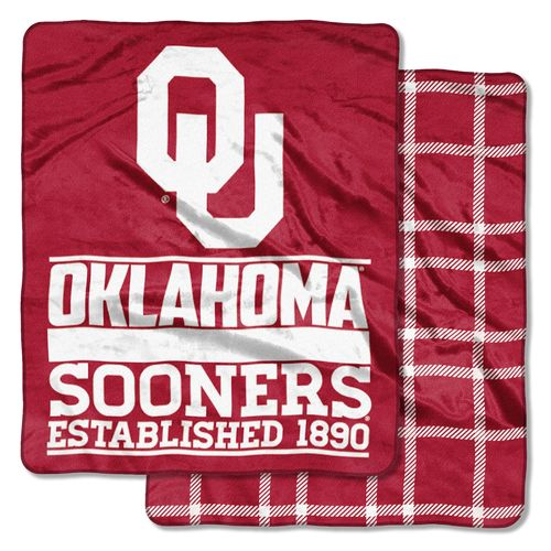 The Northwest Company University of Oklahoma I-Cloud Throw