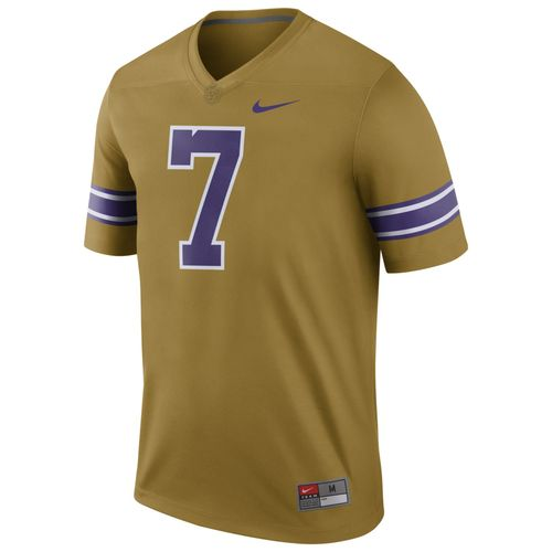 Nike Men's Louisiana State University Replica No 7 Special Game Jersey