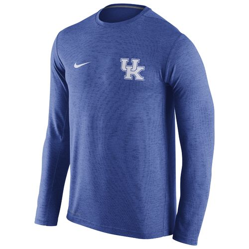 Nike Men's University of Kentucky DF Touch Long Sleeve T-shirt