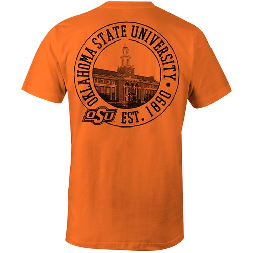 Image One Men's Oklahoma State University Comfort Color T-shirt