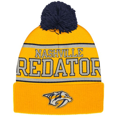 Reebok Men's Nashville Predators Cuffed Knit Cap