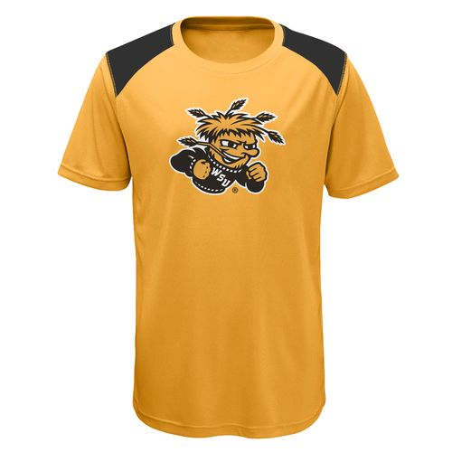 Gen2 Boys' Wichita State University Ellipse Performance Top