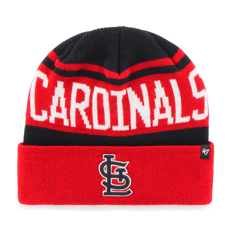 '47 St. Louis Cardinals Rift Cuff Knit Cap