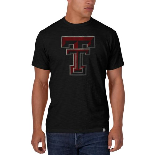'47 Texas Tech University Logo Scrum T-shirt