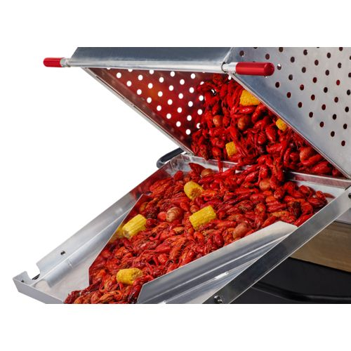 Outdoor Gourmet Dual-Sack Crawfish Boiler - view number 6